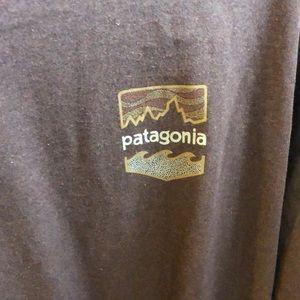 Patagonia Shirts - Long Sleeve Patagonia Tee